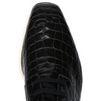STELLA McCARTNEY Black Alter Croco Elyse Shoes  Wedges D a