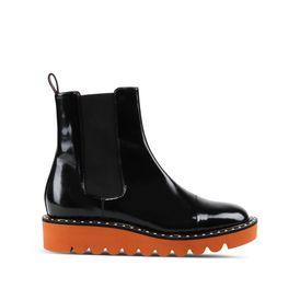 STELLA McCARTNEY Flat Shoes D Black Odette Boots f