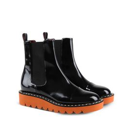 Black Odette Boots