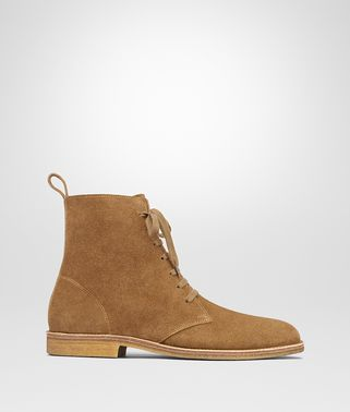 CORBY BOOT IN CAMEL SUEDE