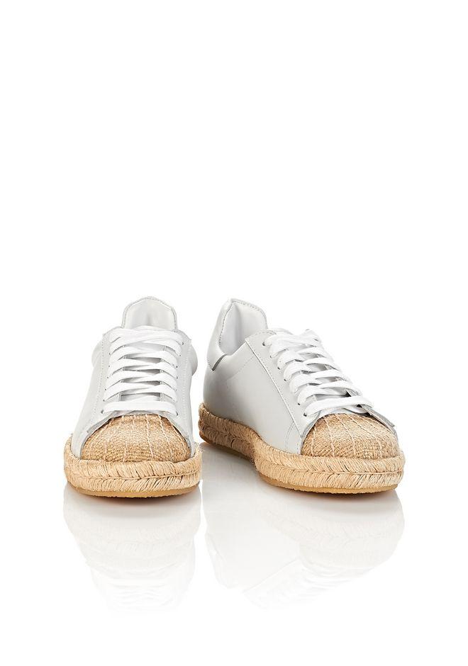 ALEXANDER WANG RIAN ESPADRILLE SNEAKER Sneakers Adult 12_n_a
