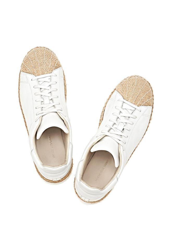 ALEXANDER WANG RIAN ESPADRILLE SNEAKER Sneakers Adult 12_n_e