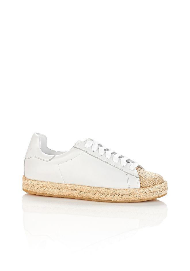 ALEXANDER WANG RIAN ESPADRILLE SNEAKER Sneakers Adult 12_n_f