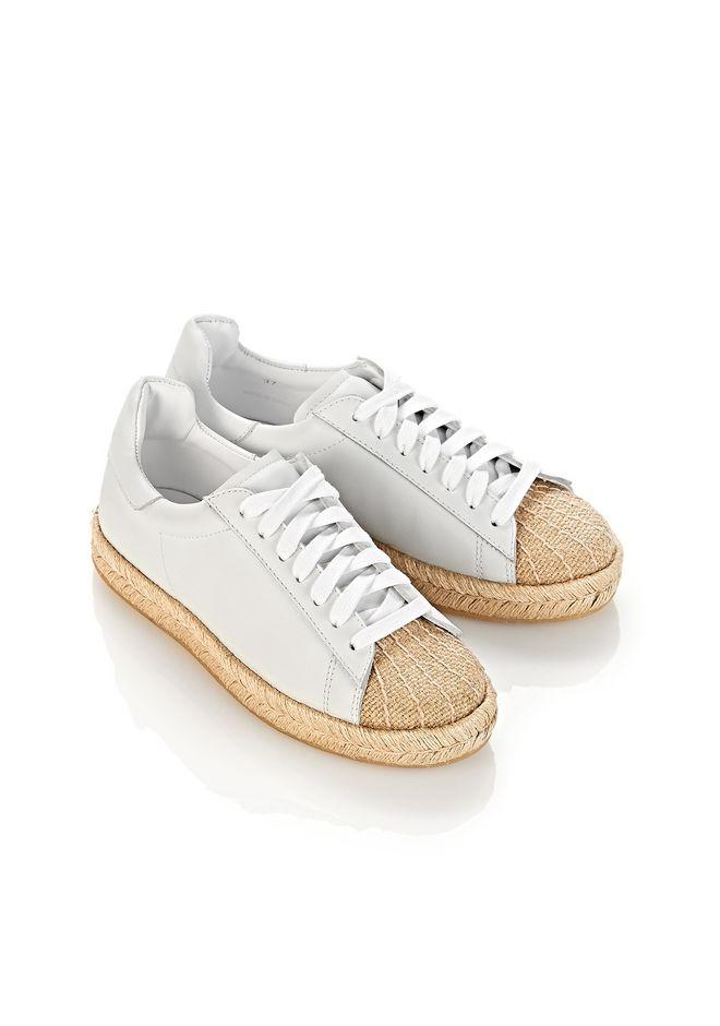 ALEXANDER WANG RIAN ESPADRILLE SNEAKER Sneakers Adult 12_n_r