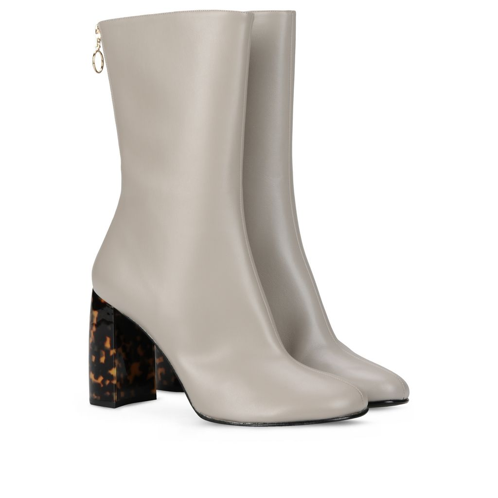 Turtledove High Ankle Boots - STELLA MCCARTNEY