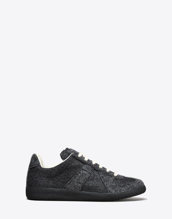 Maison Margiela Replica Felted Sneakers x6W7CiFKQ