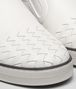 BOTTEGA VENETA SAIL SNEAKER IN BIANCO CALF, INTRECCIATO DETAILS Trainers Man ap
