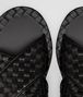 BOTTEGA VENETA ESHER SANDALS IN NERO INTRECCIATO CALF Sneaker or Sandal Man ap