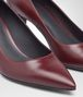 BOTTEGA VENETA TIPPIE PUMPS IN BAROLO CALF, INTRECCIATO DETAILS Pump or Sandal D ap