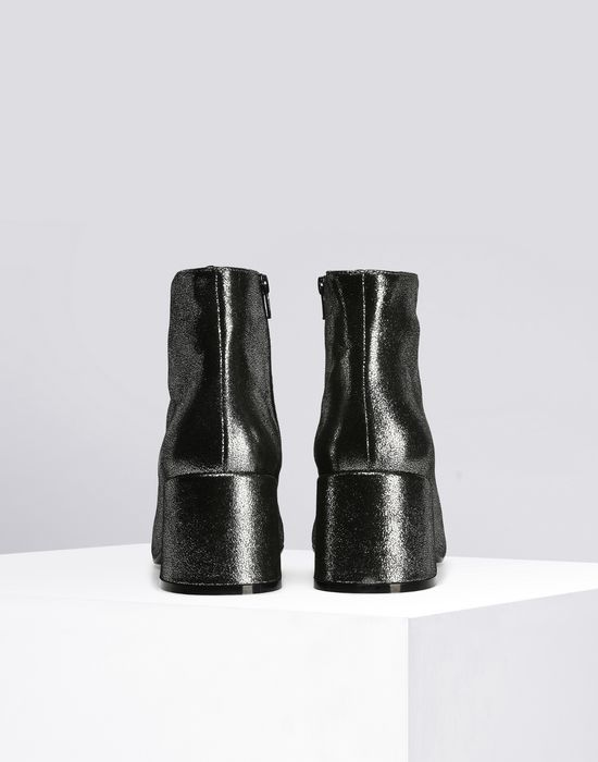 MM6 by MAISON MARGIELA Metallic ankle boots Ankle boots D d
