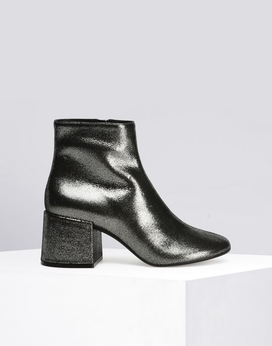 MM6 by MAISON MARGIELA Metallic ankle boots Ankle boots D f