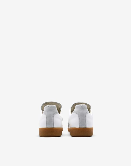 MAISON MARGIELA Calfskin 'Replica' sneakers Sneakers [*** pickupInStoreShippingNotGuaranteed_info ***] d