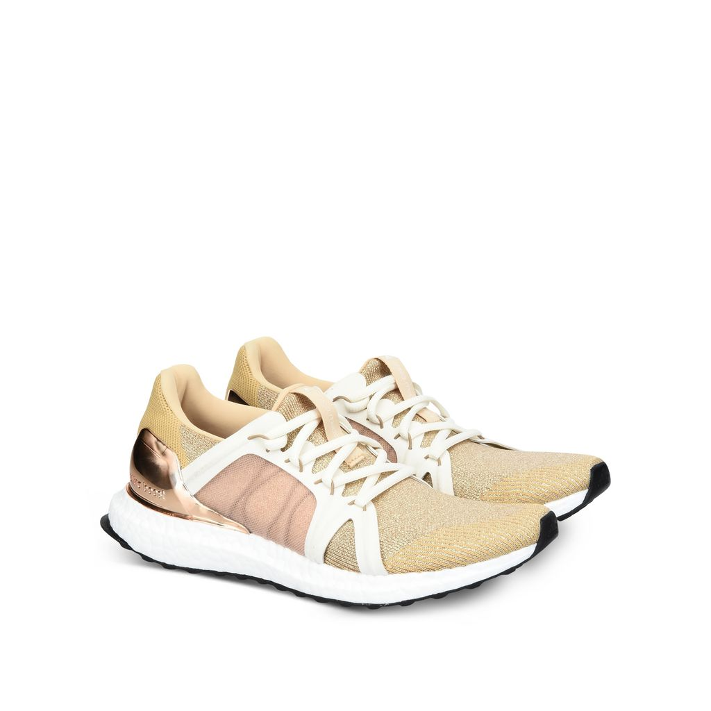 Gold Ultra boost running shoes - ADIDAS by STELLA McCARTNEY