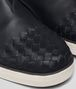 BOTTEGA VENETA SNEAKER IN VITELLO DARK NAVY INTRECCIATO Sneaker o Sandalo U ap