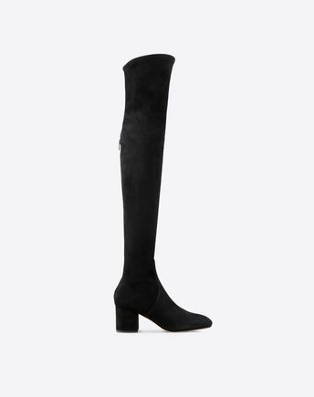 VALENTINO Over the knee Stretch Boot  11088666BB