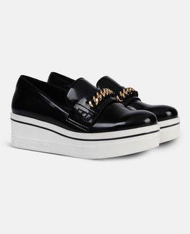 Black Binx Loafers