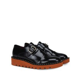 Black Odette Brogues