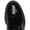 STELLA McCARTNEY Black Odette Brogues Flat Shoes D a