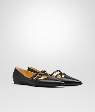 TIPPIE BALLERINA IN NERO CALF