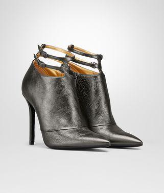 氧化银复古小牛皮TIPPIE短靴