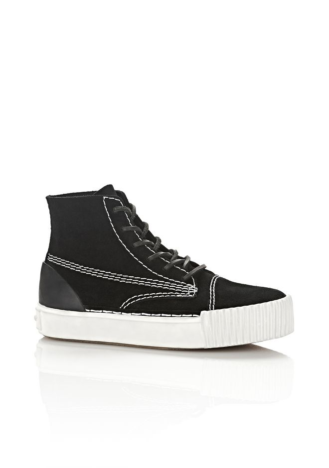 ALEXANDER WANG Sneakers Women PERRY SUEDE SNEAKERS