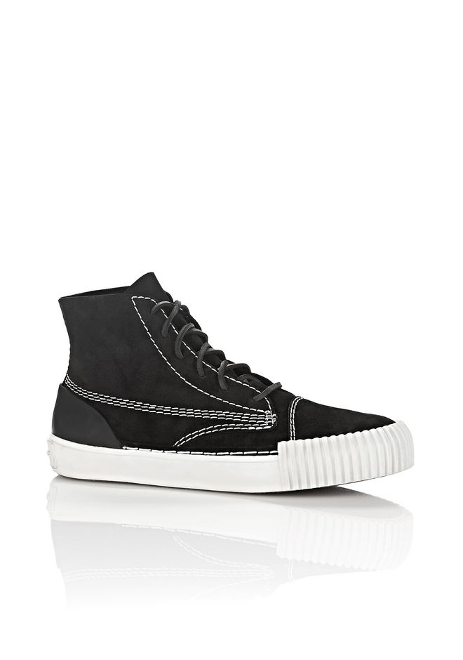 ALEXANDER WANG Sneakers PERRY SUEDE SNEAKERS
