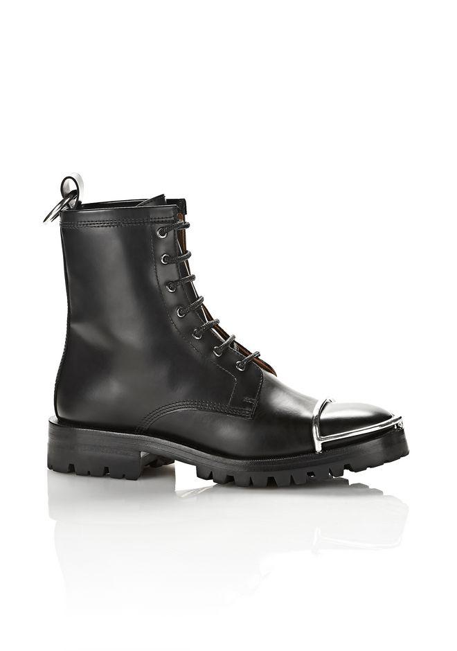 ALEXANDER WANG Boots Women LYNDON BOOT WITH METAL TOE CAP