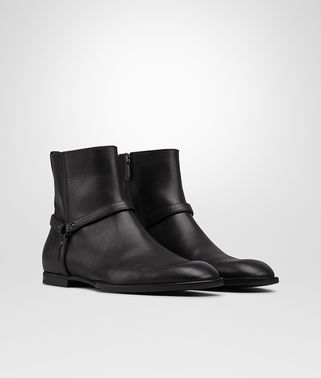 ANKLE BOOT IN NERO CALF