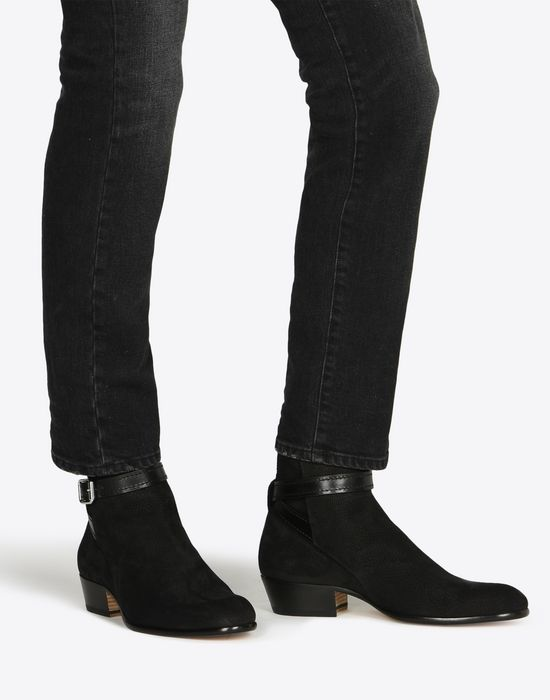 cc1559bcd158e MAISON MARGIELA 22 Buckle ankle boots Ankle boots [***  pickupInStoreShippingNotGuaranteed_info ***