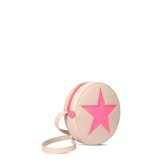 Pink Glitter Star Bag