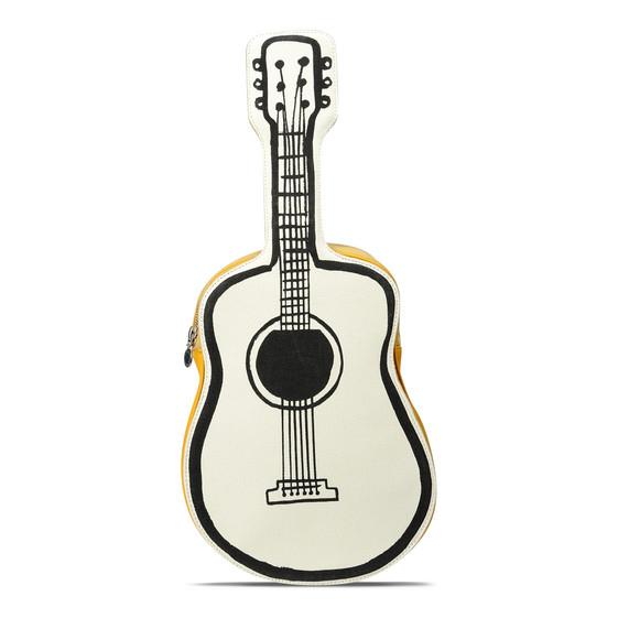 ホワイト ギター バッグ
