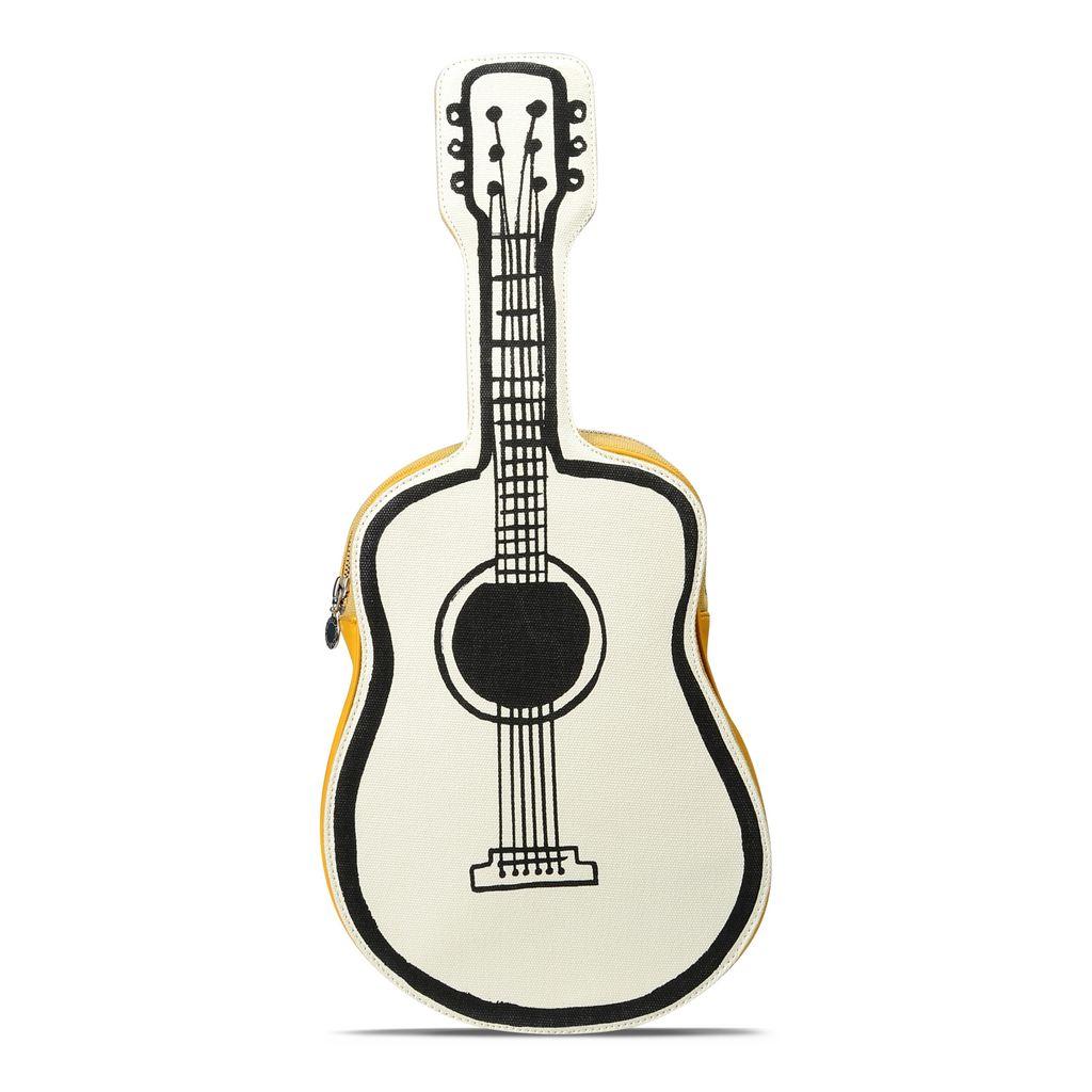 White Guitar Bag  - STELLA MCCARTNEY KIDS