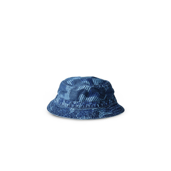 Blue Camo Dolores Hat