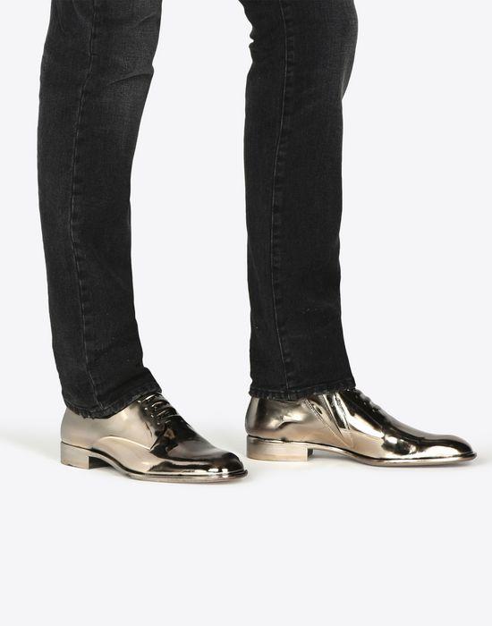 MAISON MARGIELA 22 Chaussures oxfords métallisées Mocassins [*** pickupInStoreShippingNotGuaranteed_info ***] b