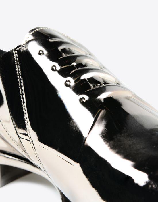 MAISON MARGIELA 22 Chaussures oxfords métallisées Mocassins [*** pickupInStoreShippingNotGuaranteed_info ***] e
