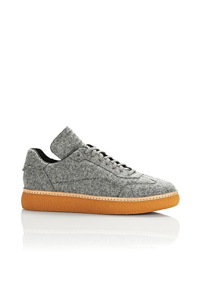 ALEXANDER WANG shoes-accessories-bags EDEN LOW TOP SNEAKERS