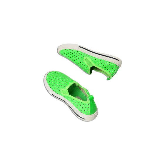 Green Leo Star Shoes