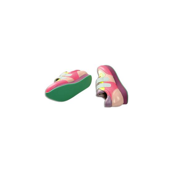 Pink Whoosh Sneakers