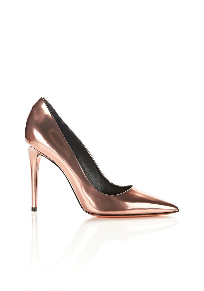 ALEXANDER WANG Heels Women TIA HIGH HEEL PUMP WITH ROSE GOLD