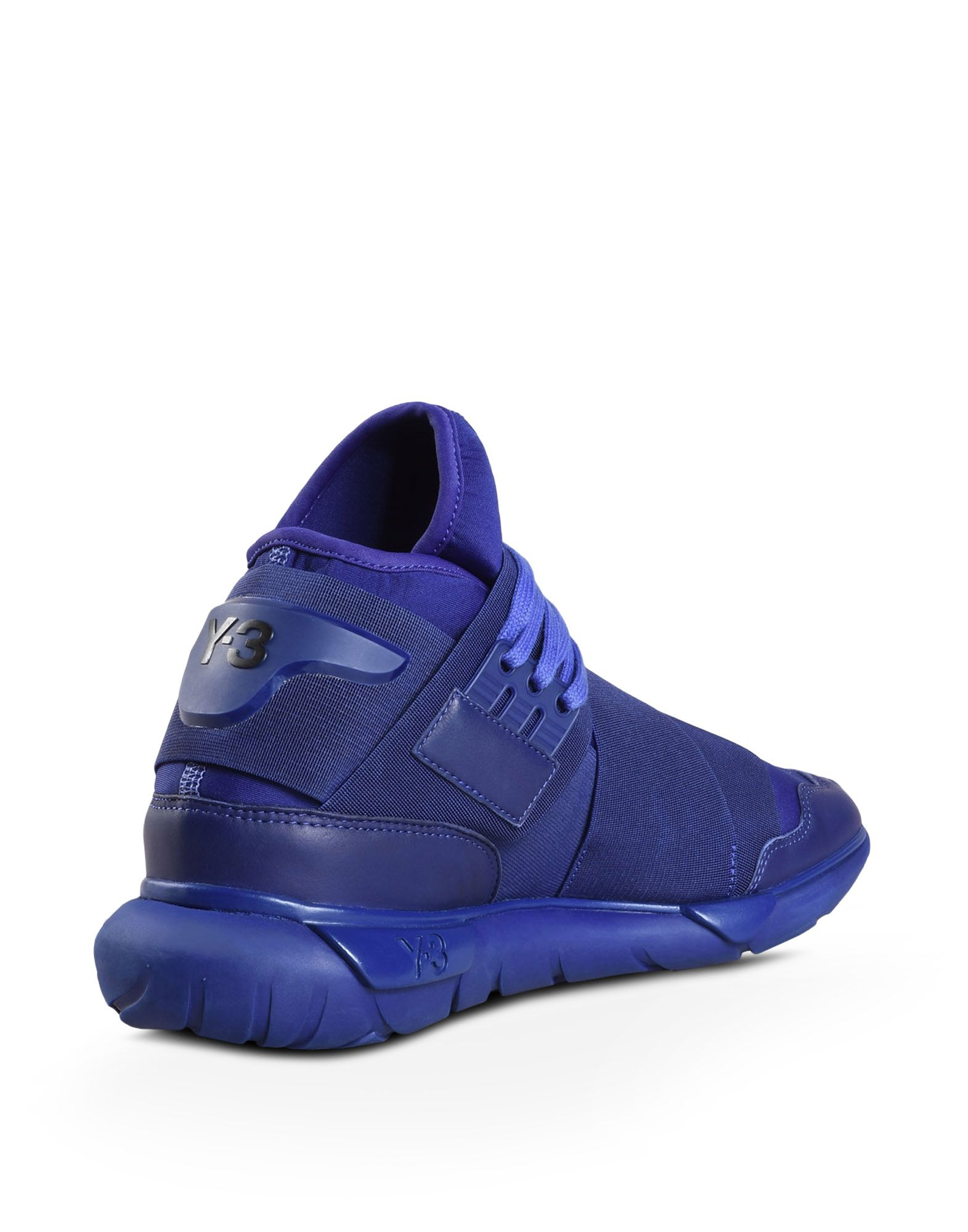 adidas y3 qasa high blue 54460f1a0aebc