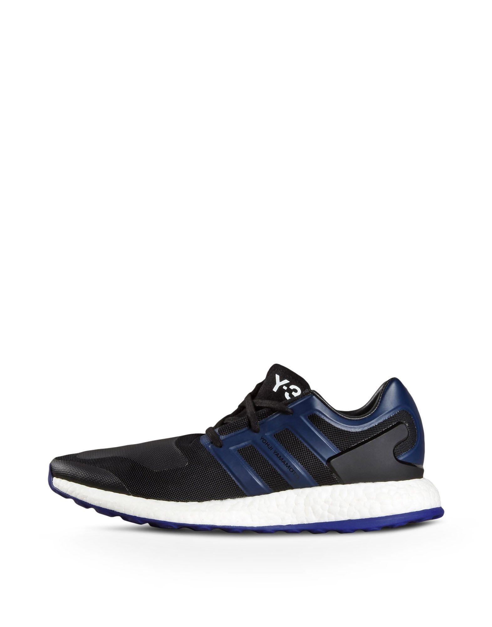 3ccd37370cdf ... Y-3 Y-3 PUREBOOST Sneakers Man f ...