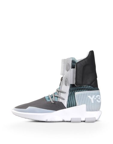 Y-3 NOCI HIGH SHOES man Y-3 adidas