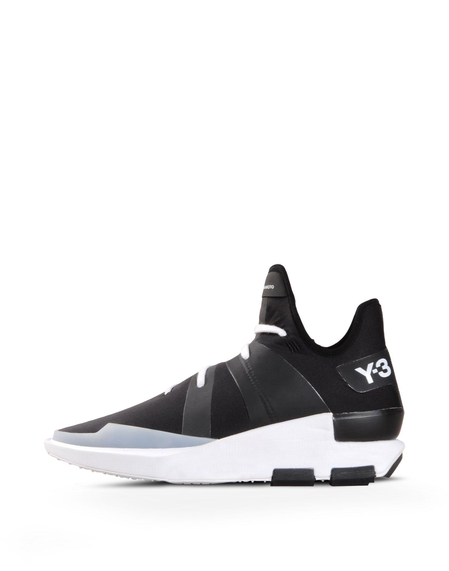 super popular 26b58 b5920 ... Y-3 Y-3 NOCI LOW Sneakers Man f ...
