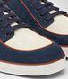 BOTTEGA VENETA SNEAKER IN CAMOSCIO PACIFIC MIST Sneaker o Sandalo Uomo ap