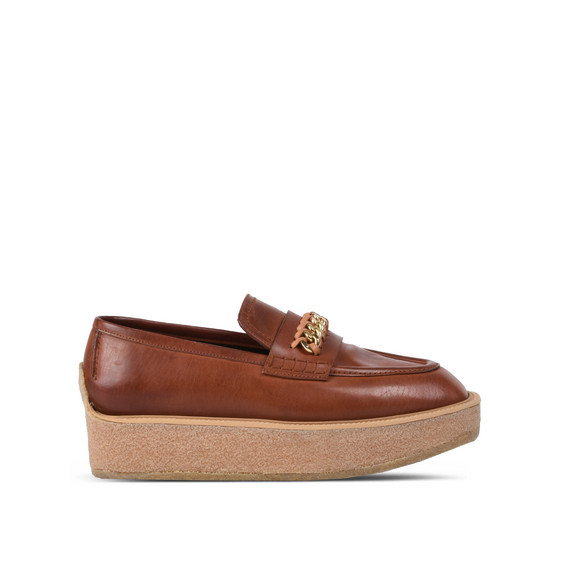 Praline Chain Loafers