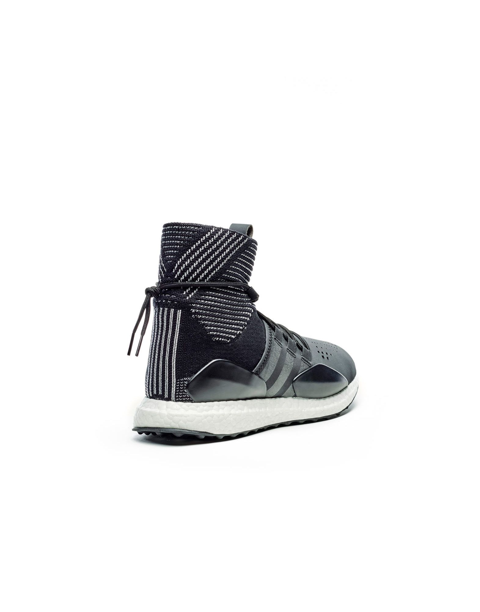 ... Y-3 SPORT Y-3 SPORT APPROACH REFLECT High-top sneakers Man r ... fe8f48582a59