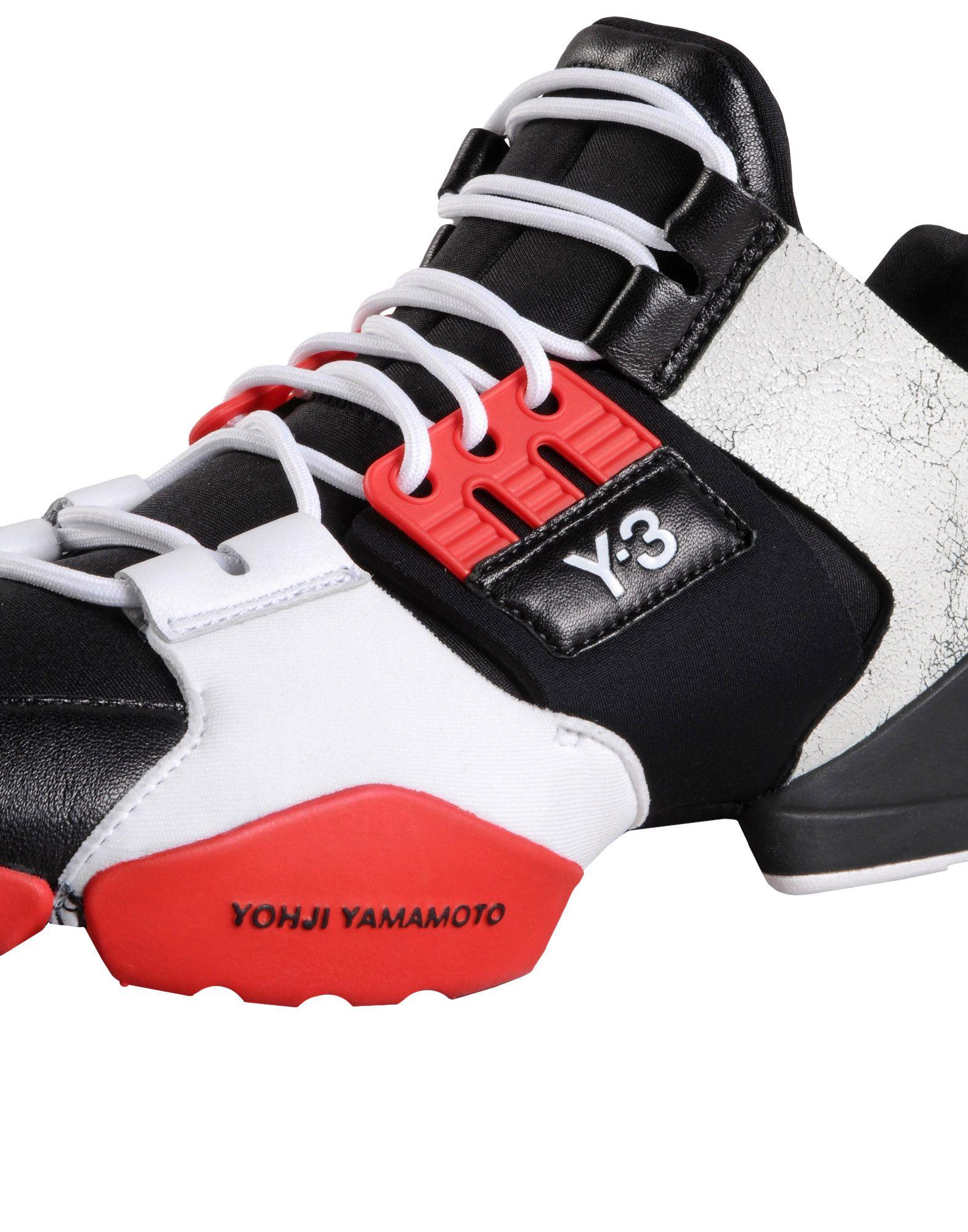 Y-3 KANJA SHOES woman Y-3 adidas