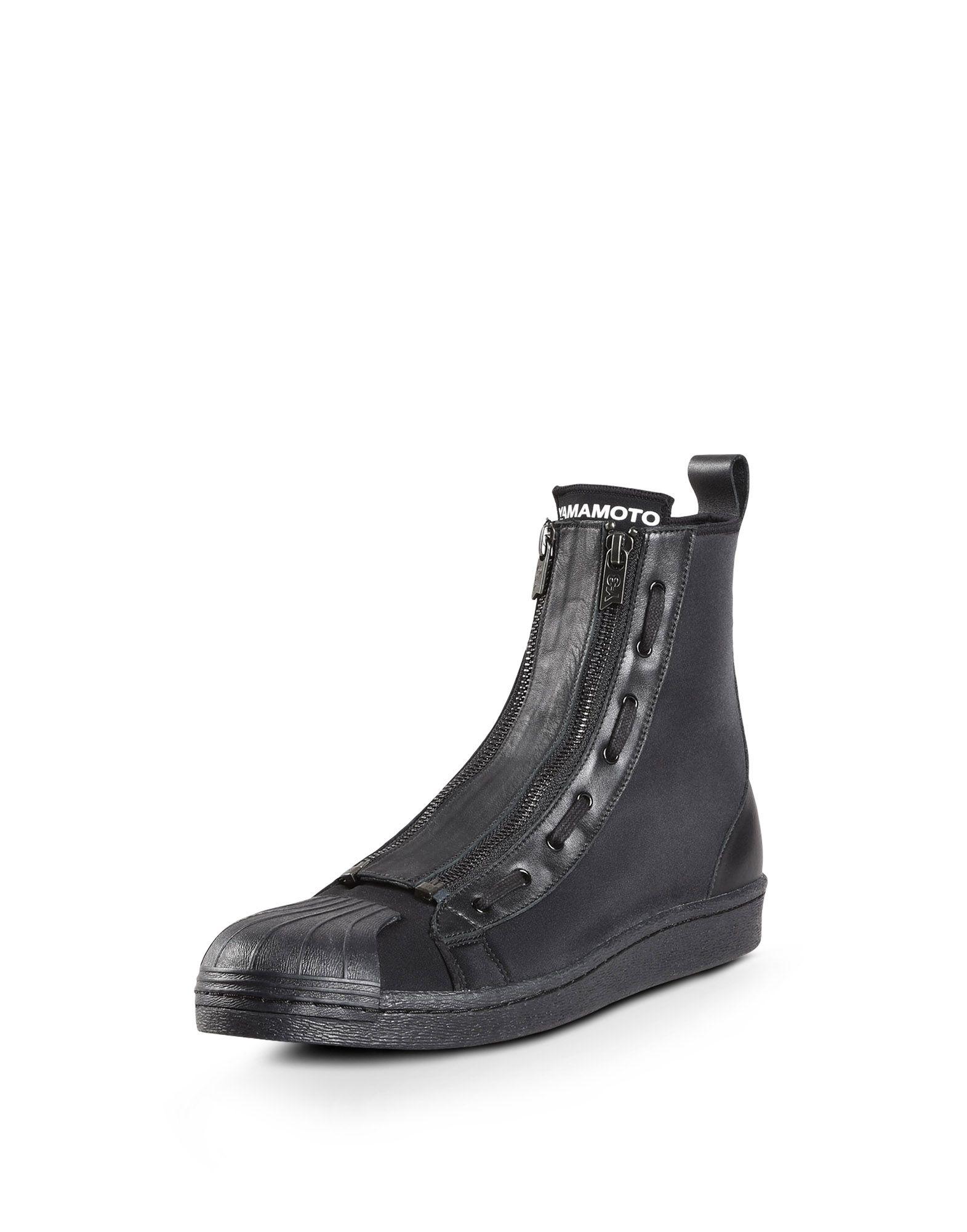 5b6be12e84e1a ... Y-3 Y-3 PRO ZIP High-top sneakers E r ...