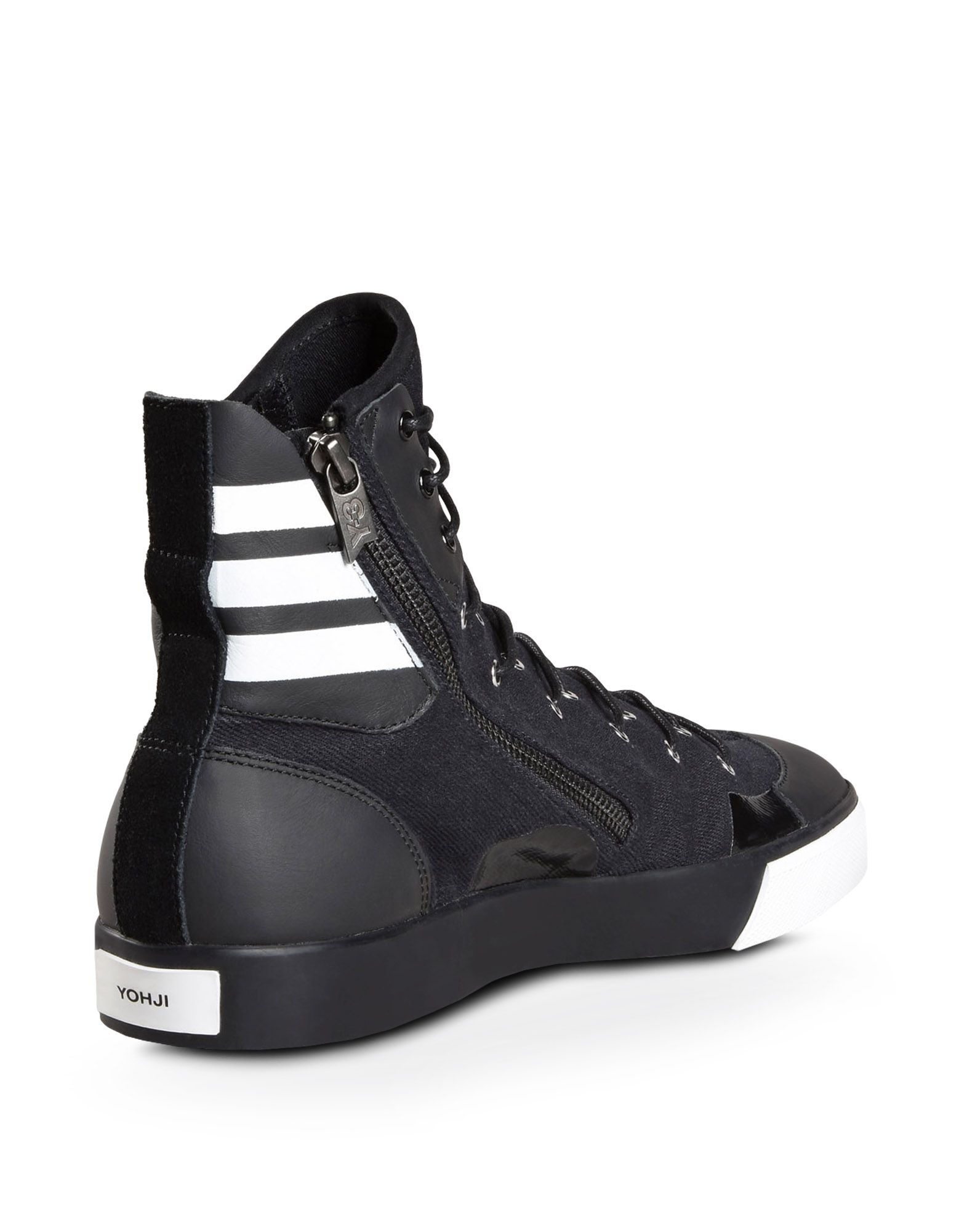 Y-3 SEN HIGH SHOES unisex Y-3 adidas