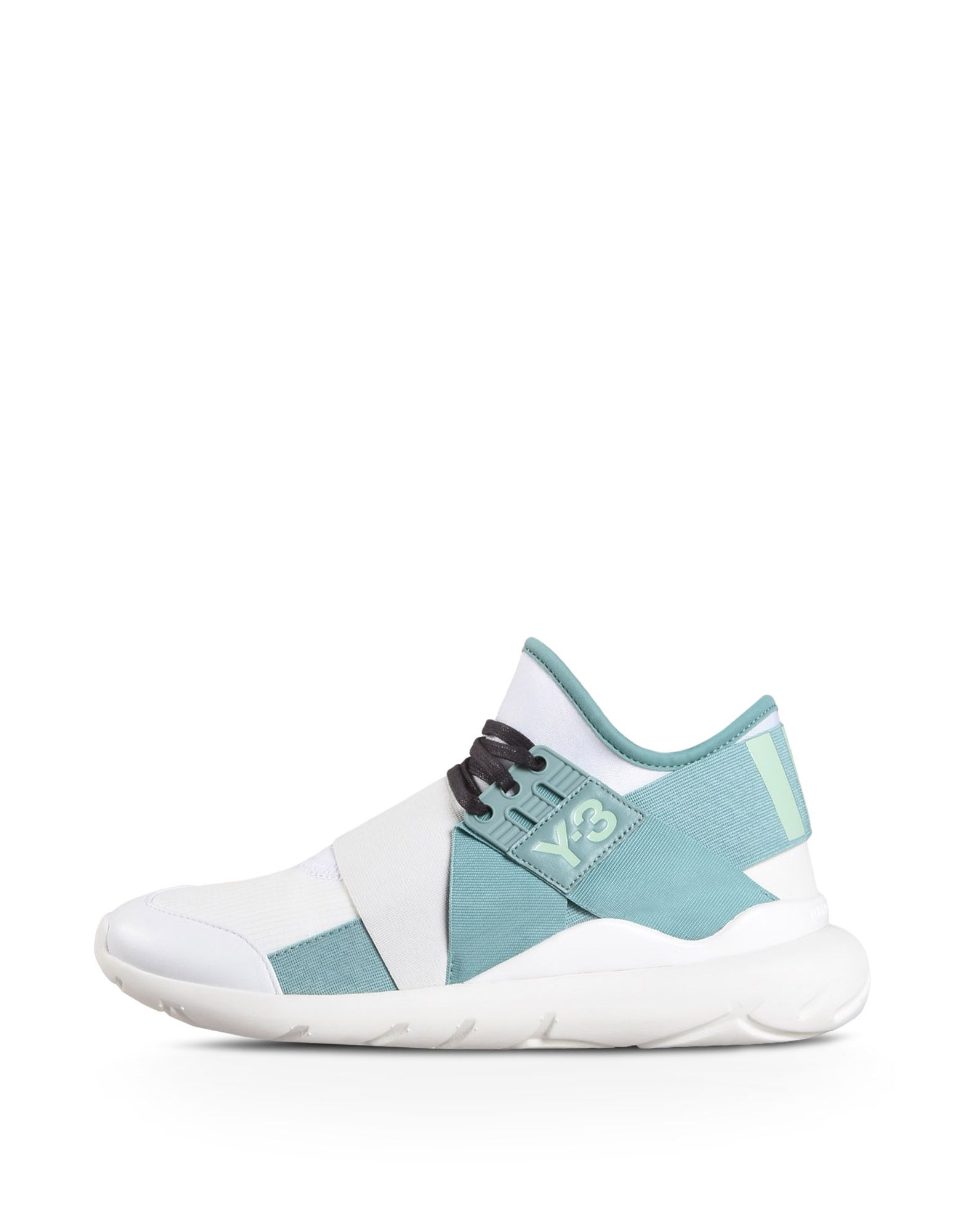 sneakers for cheap dcb83 44bfc ... Y-3 Y-3 QASA ELLE LACE Sneakers Woman f ...